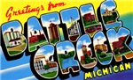 Battle Creek Michigan Greetings