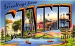 Maine Greetings