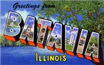 Batavia Illinois Greetings