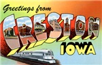 Creston Iowa Greetings