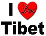 I Love Tibet