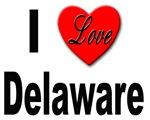 I Love Delaware