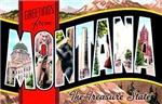 Montana State Greetings