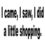 Shopping and Shop Humor