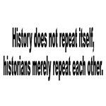 History and Historians Humor