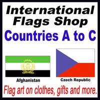 International Flags Shop (A - C)