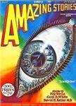 Amazing Giant Eyeball Cover Art