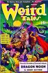 Weird Dragon Monster Cover Art
