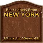 New York Beer Labels