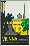 Vienna Travel Poster 1