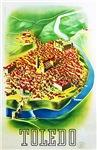 Spain Travel Poster 1