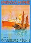Indochina Travel Poster 1
