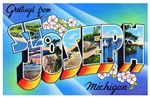 St. Joseph Michigan Greetings