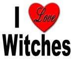 I Love Witches