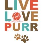 Live Love Purr