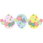 Easter Eggs 'N Garland