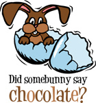 Somebunny Chocolate