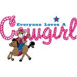 Loves A Cowgirl KS