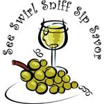 White Wine 5 S's