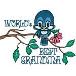 Birdie Best Grandma