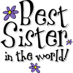 Best Sister Flower