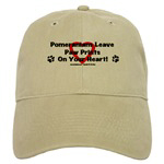 Pomeranians Leave Paw Print On Your Heart!