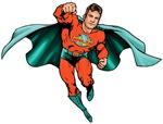 SUPER FIN HERO - MEN'S