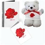 Red Rose Gift Set