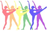 A Rainbow of Dance