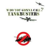 A-10 TANKBUSTER TANK BUSTED TEES