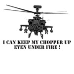 British Army Apache Helicopter Gifts & T-Shirts