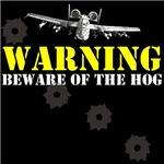 USAF Shirts A-10 Warthogs