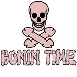 Skull and Crossbones bonin time sex shirts