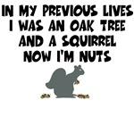 Funny Squirrel,Nuts Clothes