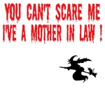 Halloween T for anyone with a Mother in Law