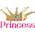 Cute Princess T-shirts & Gifts