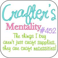 Crafter's Mentality #452