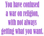 War on Religion