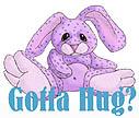 Gotta Hug Bunny