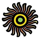 Tribal Sun Mandala