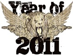 Year of 2011 Winged Lion