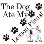 Dog Ate My....???