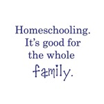 Homeschooling Good for Whole Family