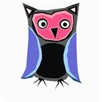 pink owl valentine