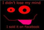 I didn't loose my mind