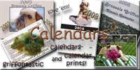 Best Sellers: <b>Brussels Griffon Calendars