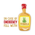 In Case Of Emergency Fill With