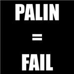 PALIN = FAIL
