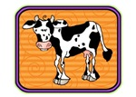 Holstein Cow Humor