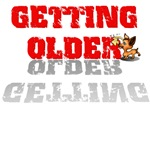 Piss on Getting Older Old Age Humor